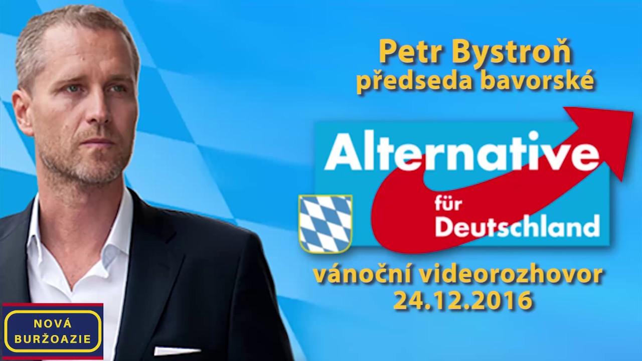 Nb Cz Exkluzivne Petr Bystron Afd Bayern Pred Islamskym Terorismem V Berline Jsme Varovali