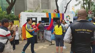 Download Video TUKAR TIKET OPENING CEREMONY ASIAN GAMES 2018 MP3 3GP MP4