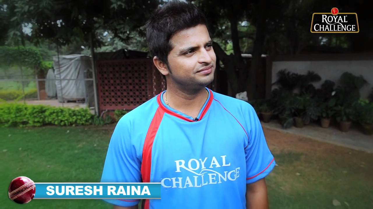 Suresh Raina - On how his friends and family celebrated ...