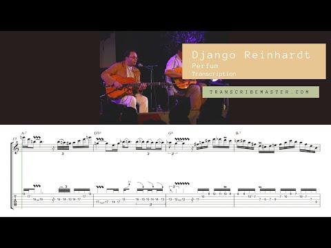 Bireli Lagrene - Lune De Miel ( Solo Transcription )