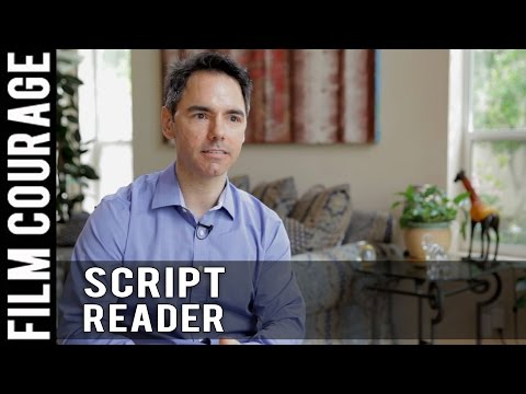 Day In The Life Of A Hollywood Script Reader by Daniel Calvisi