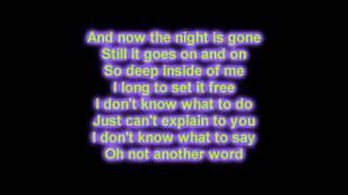 ATC all around the world lyrics