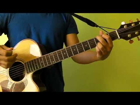 Give Me Love - Ed Sheeran - Easy Guitar Tutorial (No Capo)