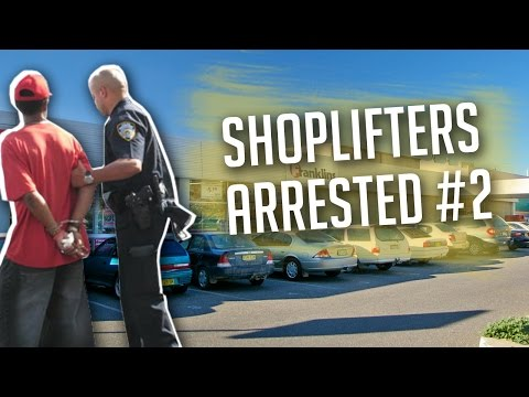 Shoplifters Caught in the Act | Shoplifters Arrested Compilation  #2