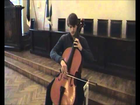 """""""Klassikatähed 2013"""" võitja Marcel Johannes Kits"""