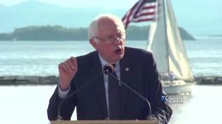 Senator Bernie Sanders Presidential Announcement Full Speech (C-SPAN)