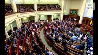 Ukraine Swears In a New President: Russian Roulette (Dispatch 47)