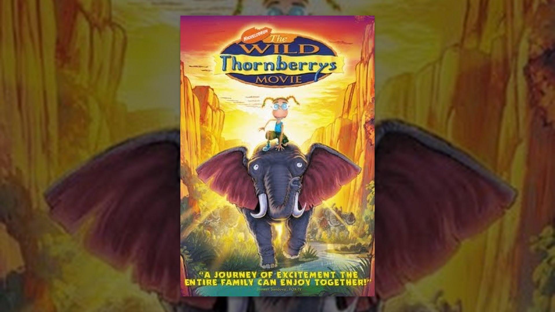 The Wild Thornberrys Movie - YouTube
