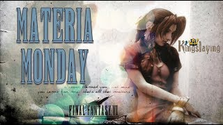 Materia Monday Kingslaying - Final Fantasy VII