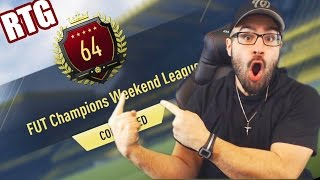 INSANE TOP 100 WEEKLY & MONTHLY REWARDS WALKOUT! Road To Fut Champions #62 FIFA 17 Ultimate team