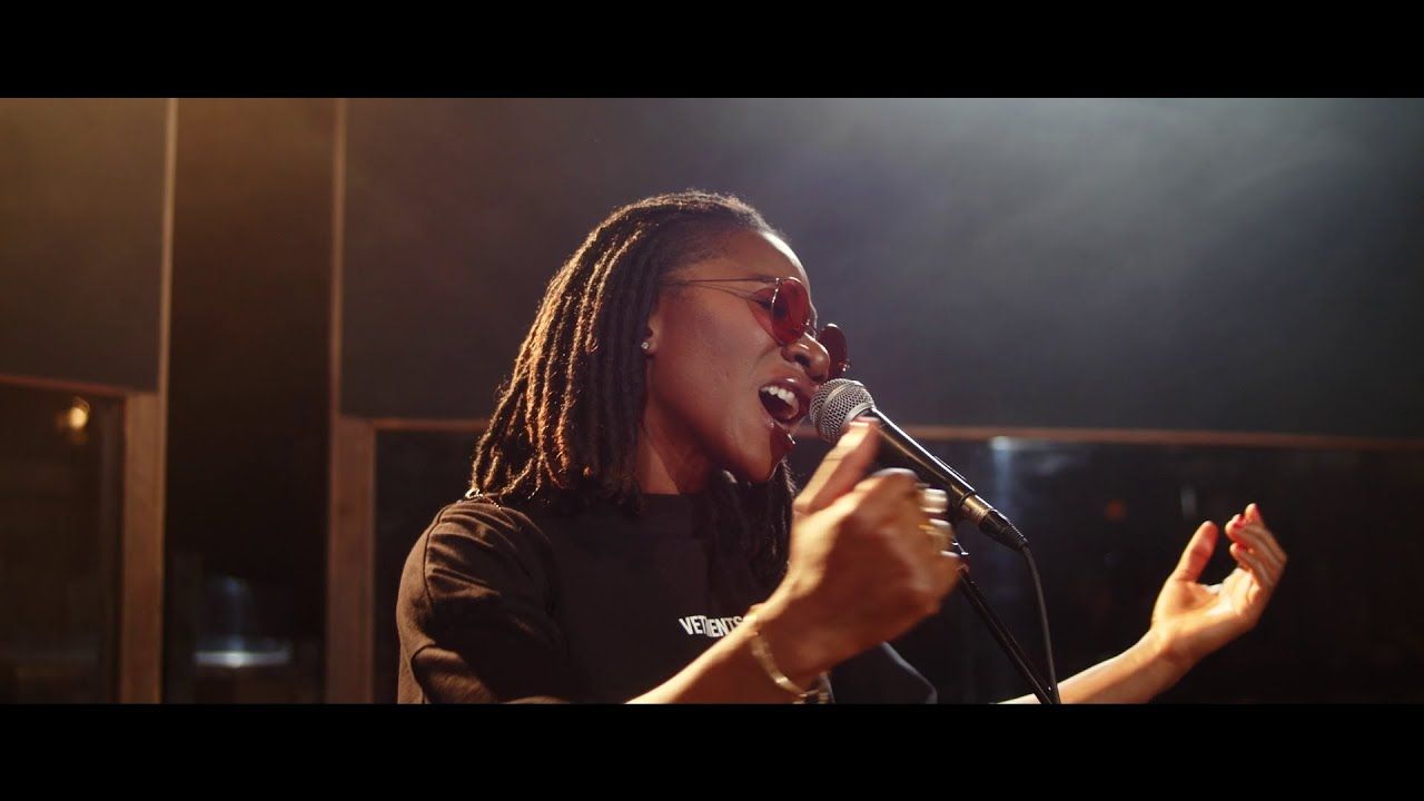 ASA - Murder in the USA (Live @ Studios Ferber)