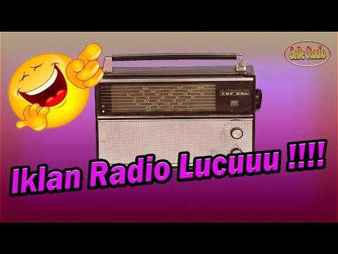 IJAB KABUL PERNIKAHAN PALING GOKIL LUCU  IKLAN RADIO LUCU