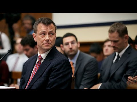 FBI fires Special Agent Peter Strzok, who had been on Russia probe