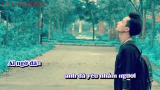 [ Karaoke ] Yêu Nhầm Người 2 - Linh Hee [ Beat ]