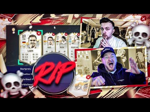 FIFA 21: MAAA EY 😨 400K MINDEST RANGE ICON DISCARD BATTLE vs Gamerbrother