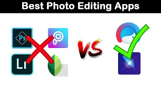 Best Useful 2 Photo Editing Android Apps
