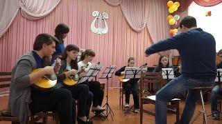 70-летию музыкальной школы №1 посвящается