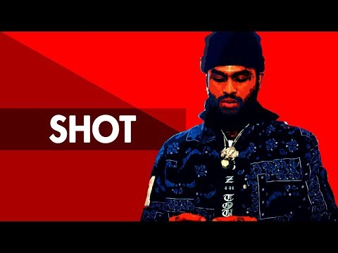 """SHOT"" Trap Beat Instrumental 2018   Hard Dark Lit Rap Hiphop Freestyle Trap Type Beats   Free DL"