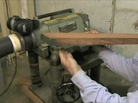 7 How To Square Lumber: Steps 1-4 – Woodworking Basics  [7 of 8]