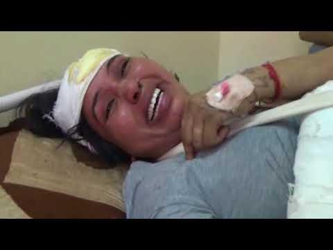 JHANJAR TV NEWS FROM PUNJAB BARNALA JASWINDER KAUR SHERGILL WOMAN RESIDENT OF TAPA WAS BEATEN TO DEA