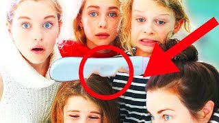 WE TOOK A PREGNANCY TEST *IVF results*  || Australian Kid Surfer Sabre Norris from theEllenShow