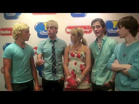 R5 (ROSS LYNCH's Family Band) @ Radio Disney: Upcoming Tour News + Will They Cover One Direction?
