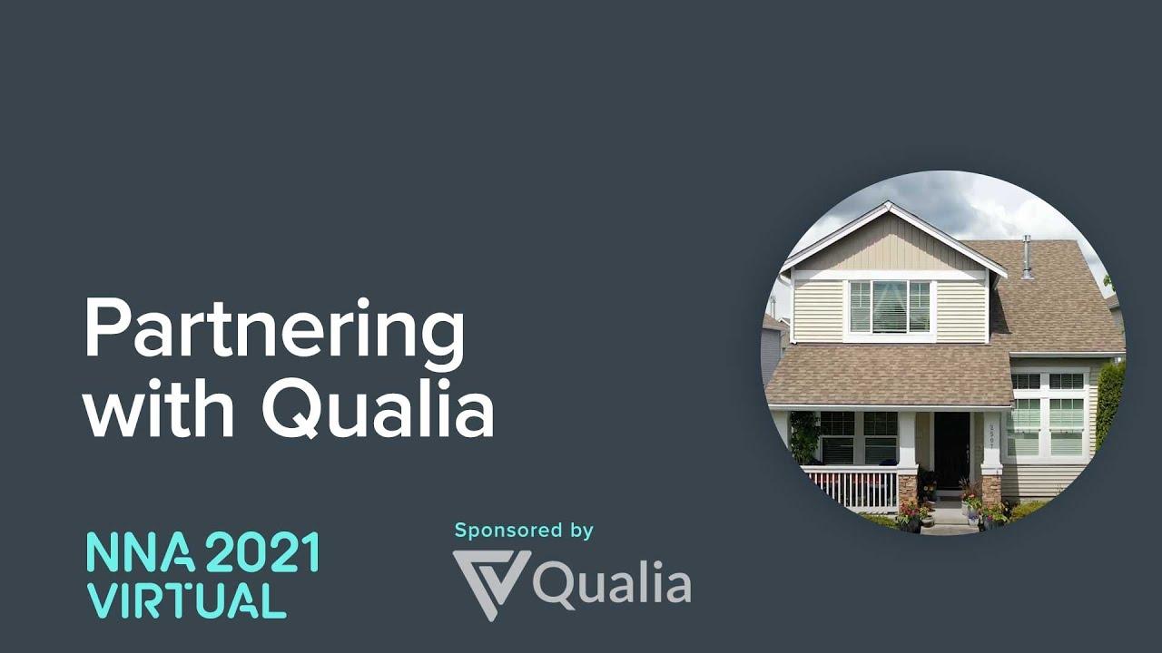 Partnering with Qualia