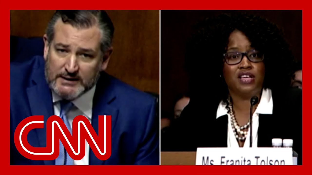 Download Ted Cruz gets into fiery exchange with professor during hearing
