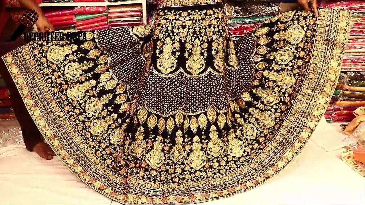 9a764cb1c1 Designer Lehenga Collection with Price (5000-6000) ৷৷New velvet Lehenga  Collection-2018৷৷