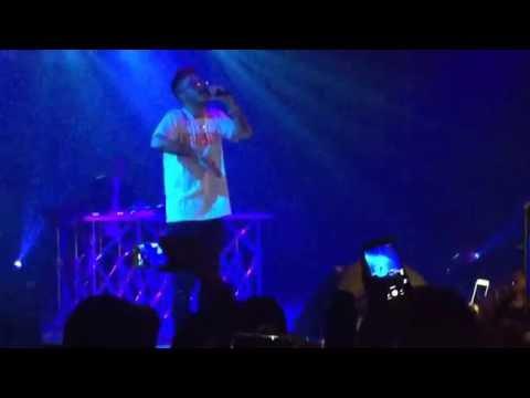 SFERA EBBASTA LIVE NAPOLI -OGNT- 10/12/2016