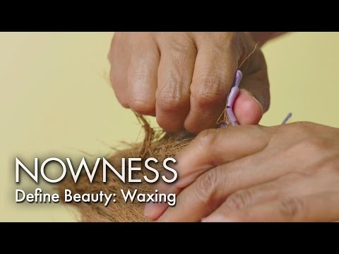 Ouch! Define Beauty: Waxing
