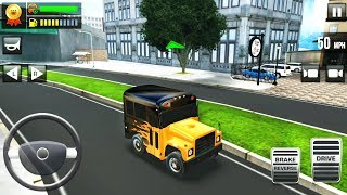 Ultimate Bus Driving - Crazy Bus Drive - Android Gameplay FHD