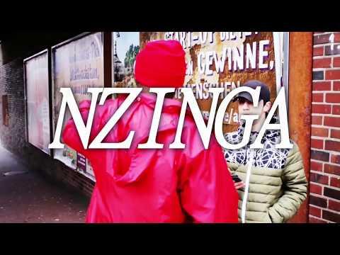 N Z I N G A    -    GHETTO SCHMERZ  (  MUSIK VIDEO  )