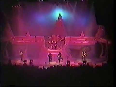 Iron Maiden 1988.05.17. Montréal, QC