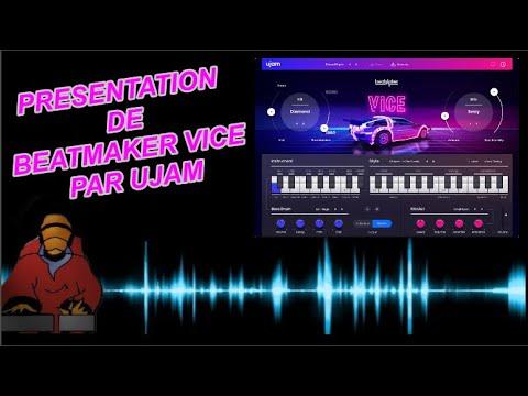 PRESENTATION DE BEATMAKER VICE DANS REASON10/11