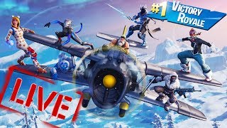 🔴 [LIVE] FORTNITE WITH SUBS!!!! PG-13 (rage warning)