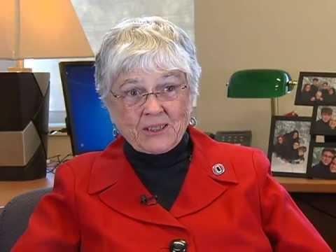 Ann Coyne - NASW Lifetime Achievement Award