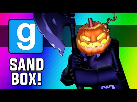 "Gmod: Halloween Training - How NOT to ""Trick or Treat� (Garry's Mod Sandbox Funny Moments)"