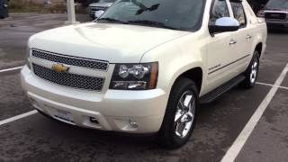 2013 Chevrolet Avalanche 4WD Crew Cab LTZ | Pickering, ON Review | Boyer Pickering