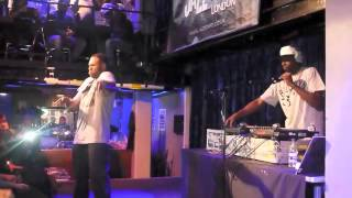 Pete Rock and CL Smooth 20th anniversary Mecca and the Soul Brother, London