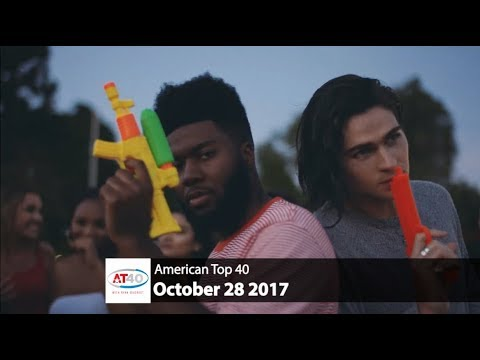 American Top 40 ~ October 28th, 2017
