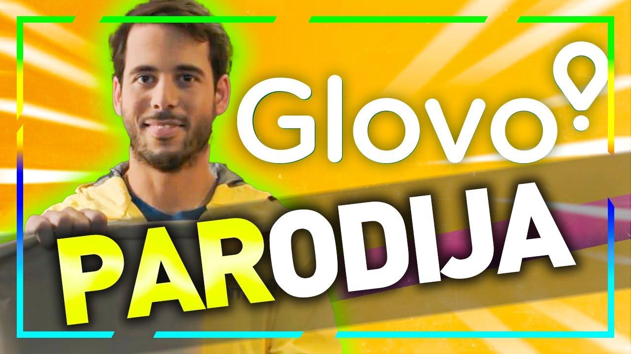 Download GLOVO REKLAMA (PARODIJA)