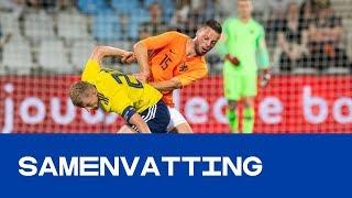 HIGHLIGHTS | Jong Oranje - Jong Schotland