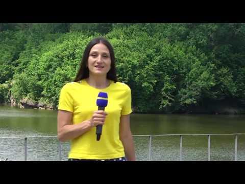 Телеканал UA: Житомир: Шлях води від річки до кранів житомирян_Ранок на каналі UA: ЖИТОМИР 21.06.19