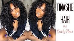 BEST VIRGIN CURLY HAIR ??????| MUST WATCH !! | TINASHE HAIR