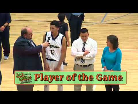 Atrisco Heritage Academy High School Basketball State Play-Offs