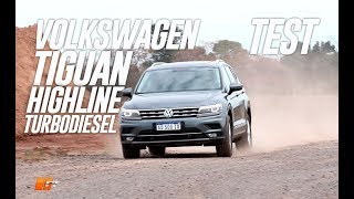Volkswagen Tiguan Allspace Highline TDi 2019 TEST DRIVE   Routiere & Real Car Test   Pgm 534