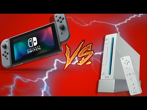 Will The Nintendo Switch Outsell The Wii?