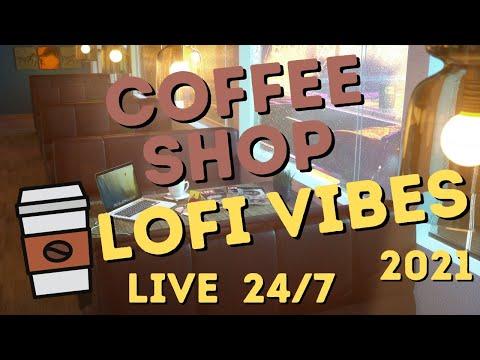 New Coffee Shop Vibe Radio☕️ // 24/7 Lofi Hip-Hop Beats 2021 🔴