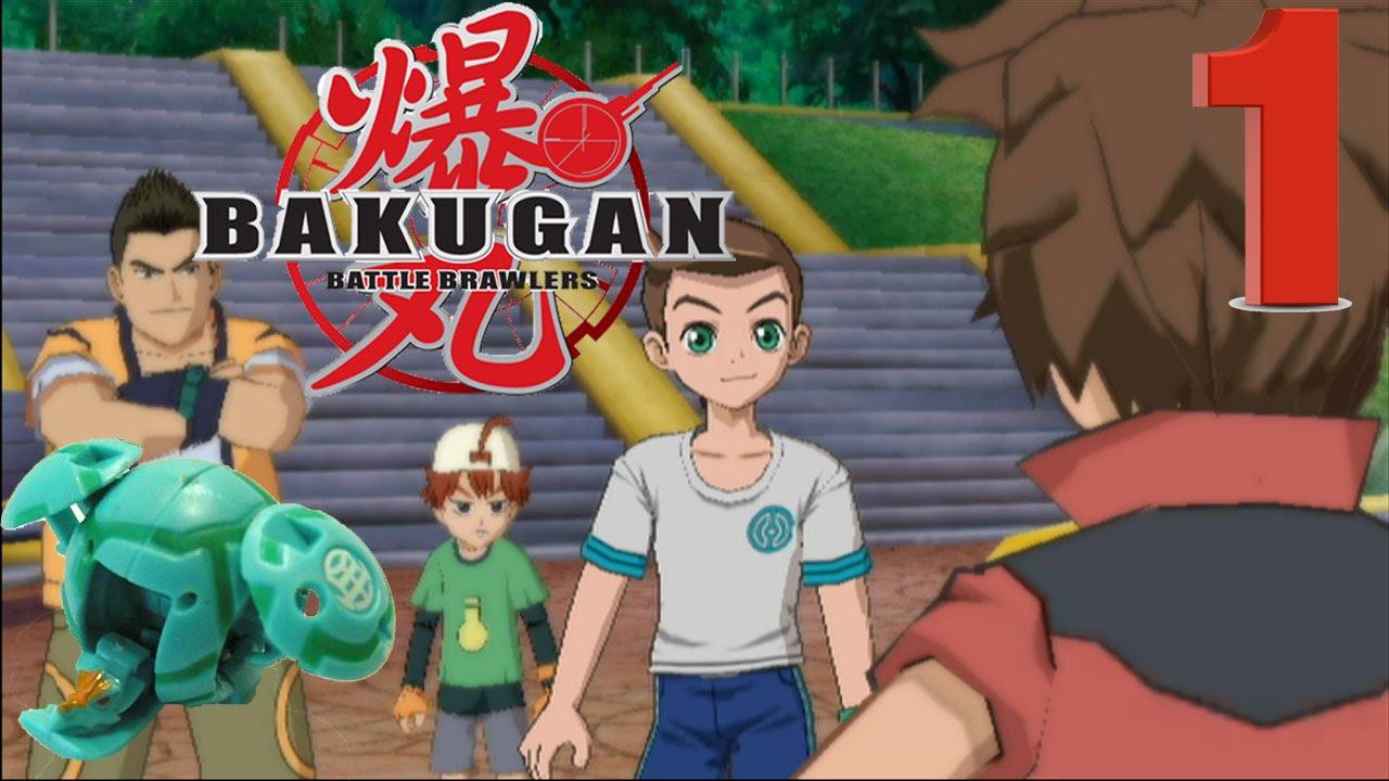 Bakugan: Battle Brawlers (Wii) Part 1: Bakugan Brawl!